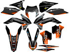 FITS KTM 2014 EXC 250 350 450 500 GRAPHICS KIT DECALS DECO DECOR STICKERS SENGE