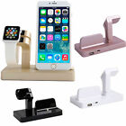 Charger Docking Station Cradle Charging Sync Dock Holder For Watch Phone 7&6Plus