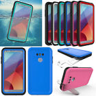 Red Pepper Hard Shockproof Underwater Waterproof Swimming Case Cover For LG G6