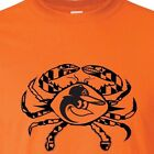 BALTIMORE ORIOLES CRAB- It a Maryland Thing - Adult or youth