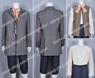 Pirates of the Caribbean Costume Will Turner Coat Vest Pants Outfits Full Set