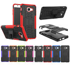 For Samsung Galaxy J7 Max Shockproof Hybrid Kickstand Armor Case Hard Back Cover