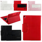2in1 Removable Wireless Bluetooth Keyboard Leather Case Cover For iPad Pro 10.5