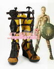 Wonder Woman Diana Prince Batman vs Superman Cosplay Boots shoes custom made
