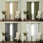 Brielle Fortune Faux Dupioni Silk Lined Curtain Panel
