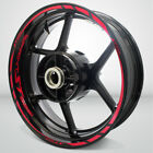 Motorcycle Rim Wheel Decal Accessory Sticker for Triumph Sprint ST 955i $102.0 USD