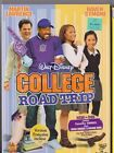 1X Used DVD Movie WALT SISNEY - COLLEGE ROAD TRIP - ALSO IN FRENCH