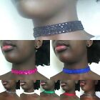 Sequin Choker Necklace image