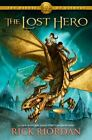 The Lost Hero Heroes of Olympus Book 1 Rick Riordan Hardcover FREE SHIPPING