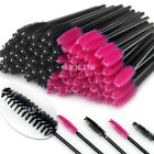 50/100/200/500 x Disposable Eyelash Brush Mascara Wands Extension Applicator