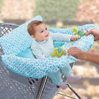 Summer Infant Cart Cover Clean Protector Baby Cushy Shopping Seat Positioner New