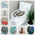 Kyпить New 3D Toilet Seat Wall Sticker Bathroom Decal Vinyl Mural Home Decor US STOCK Z на еВаy.соm