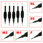 Kyпить 6PCS/Lot Sterile Disposable Tattoo Nozzle Needle Tips and Tube 3/4 Grip_TA110 на еВаy.соm