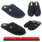 Mens Mule Slip on Slippers Shoes Clog Memory Foam Coolers Sizes 7 8 9 10 11 12