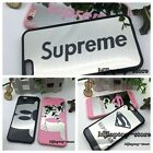 New Supreme Batman Superman Superwoman Disney Mirror Phone Case Cover For iPhone