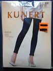 Kunert Leggings Fashion 60 Den Black Final Band Frilled Up