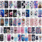 New Phone Case Cover For Samsung Galaxy Magnetic Flip Leather Wallet Card Holder