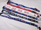 "MLB Lanyard Detachable Buckle 23"" Long 3/4"" Wide by Aminco -Select- Team Below on Ebay"
