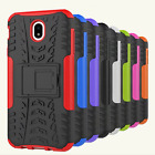 For Samsung Galaxy J3/J5/J7 Pro 2017 Shockproof Rugged Armor Case Stand Cover