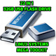22 in 1 Multiboot Linux 32GB Live USB Ubuntu Mint Arch Fedora admin security