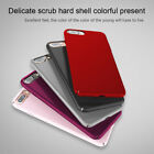 Luxury Shockproof Case Hard PC Ultra Slim Back Cover For iphone 5 5s 6 6s 7 Plus