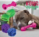 Kong Widget - Interactive Dog Puppy Treat Dispenser Fetch Toy - They Float!