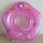US STOCK Newborn Baby Infant Child Swimming Neck Float Inflatable Ring Safety