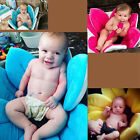 US STOCK Bath Flower Bath Tub for Baby Colorful Sink Bath For Baby Infant Lotus