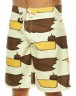 BNWT Billabong 'Pelly' Boardshorts Shorts Size 32 Surfwear Mens Swimwear