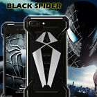 Metal Armor Spider Man Shockproof Hard Case Cover For Samsung Note8 S8 S7 S9 +