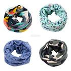 Autumn Winter Warm Scarf Kids Baby Boy Girls Snood Shawl Ring Neck Wraps Scarves