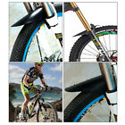1 Pair MTB Bike Mudguard For Mountain Road Bicycle Front+Back Fender Bike Fender
