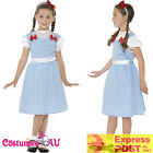 Country Western Girl Dorothy The Wizard Of Oz Costume Book Week Fancy Dress Kids
