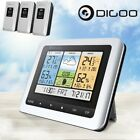Digoo COLOR LCD Wireless Weather Station...