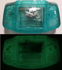 Replacement Housing Shell Case 4 Game Boy Advance GBA Many Colors Glass Lens USA