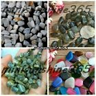 3 Styles Gravel Moonstone Opal Stones Rocks Fish Tank Decor DIY Crafts