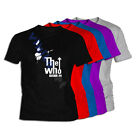 Camiseta The Who XXL- XL- L- M- S Sizes Music Maximum R&B 01 Music T-Shirt Tee