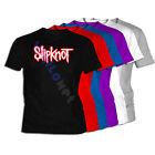 Camiseta Slipknot XXL- XL- L- M- S Sizes Metal EEUU Camiseta T-Shirt Tee