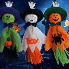 Hanging Hand made Halloween Ghost Spooky Ornament Terror Party Props Decorations