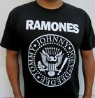NEW! RAMONES PUNK ROCK T SHIRT MEN'S SIZES image