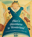 LEWIS, CARROLL-ALICE IN WONDERLAND  BOOK NEW