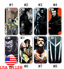 X men Wolverine Marvel Comic Hero Silicone Rubber Phone case Movie for iPhone