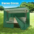 Outdoor 68''X51''X67''H Patio Cover for 3-Seat Canopy Swing Hammock Protector