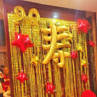 Metallic Foil Tinsel Fringe String Curtain Home Wedding Party Stage Show Decor