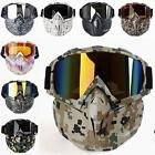 NEW Tactical Outdoor Military CS Wargame Motorcycle Airsoft Skull Full Face Mask $15.68 USD