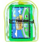 "LINSAY Kids Funny Tab 10.1"" Touchscreen Quad Core Featuring Android 4.4..."