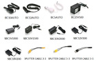 Dogtra Chargers and Splitter Cables - All Models