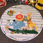 Baby Cotton Round Kinder Spielzeug Playmat Crawling Pad Portable
