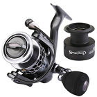 13+1BB Light Weight Ultra Smooth Aluminum Spinning Fishing Reel with Free Spool