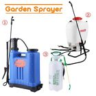 Garden Backpack Sprayer Lawn Pump 3/4/5 Gallon Chemical Tank Bottle Spray Wand H
